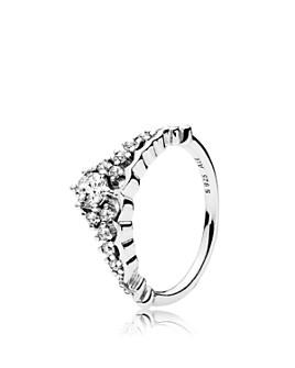 Pandora - Sterling Silver & Cubic Zirconia Fairytale Tiara