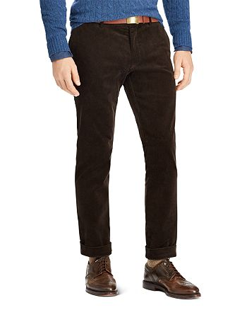 f2eb34f7dddc1d Polo Ralph Lauren Stretch Slim Fit Corduroy Pants | Bloomingdale's