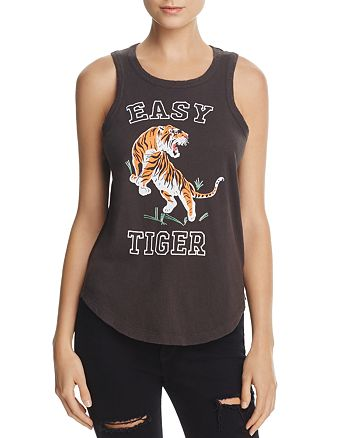 CHASER - Tiger Muscle Tank