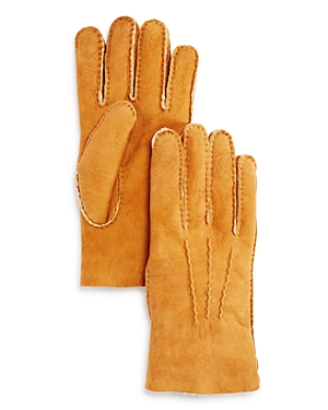 The Men's Store at Bloomingdale's Three-Cord Shearling Glove