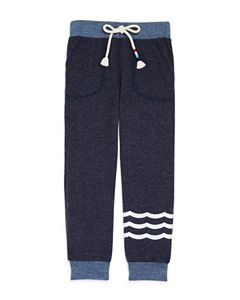 5121d18a9bf8 SOL ANGELES Boys  Terry Palm Tree Jogger Pants - Little Kid