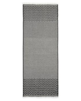 AQUA - Metallic Chevron Wrap - 100% Exclusive