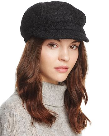 August Hat Company - Bouclé Newsboy Cap