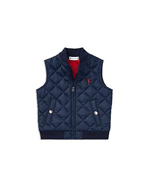 Ralph Lauren Childrenswear Boys Matte Quilted Vest  Baby