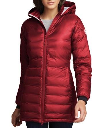 $Canada Goose Camp Hoody Coat - Bloomingdale's