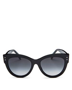 Fendi Cat Eye Sunglasses, 56mm