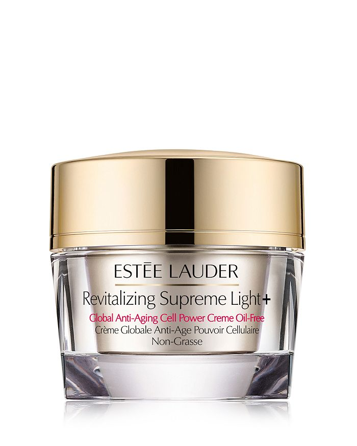 Estée Lauder - Revitalizing Supreme Light+ Global Anti-Aging Cell Power Creme Oil-Free 1.7 oz.