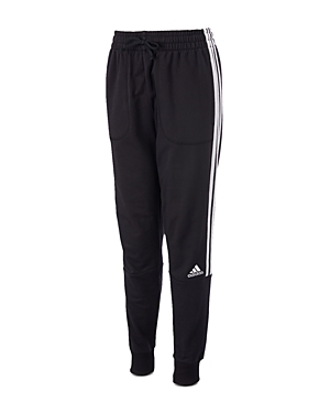 Adidas Boys' Striped Jogger Pants - Big Kid