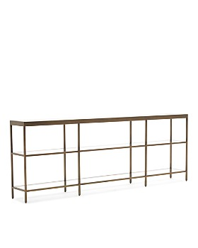 Mitchell Gold Bob Williams - Vienna Low Large Bookcase