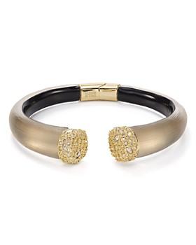 1b94bf07005a Alexis Bittar - Encrusted Pavé Hinge Bracelet ...