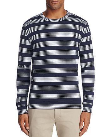 A.P.C. - Jeremie Striped Crewneck Sweatshirt