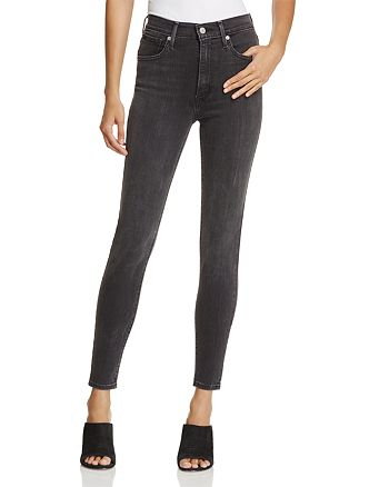 Levi's - Mile High Super-Skinny Jeans in San Francisco Nights