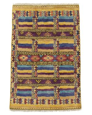 Solo Rugs Marrakesh Area Rug, 6' 0 X 4' 0