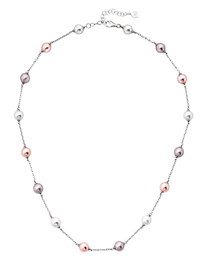 Majorica Simulated Pearl Necklace, 18