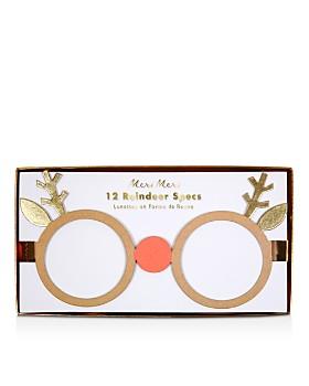Meri Meri - Reindeer Glasses