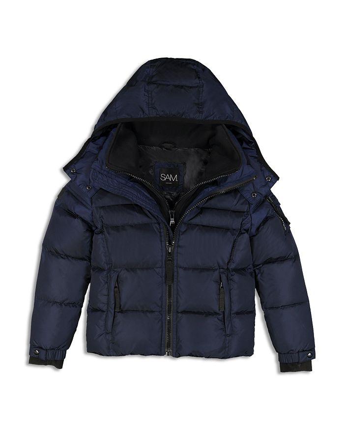 SAM. - Boys' Matte Racer Down Puffer Jacket - Big Kid