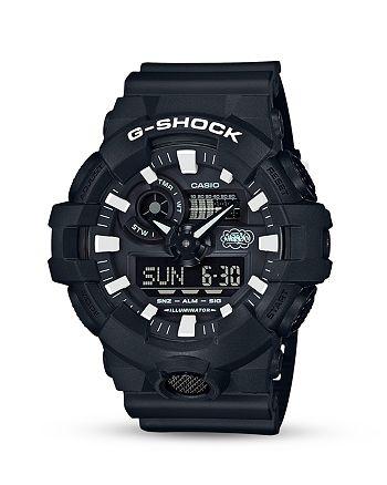 G-Shock - Rubber Watch, 53.4mm