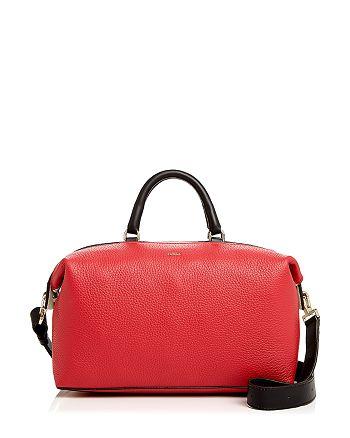 Furla - Blogger Medium Leather Satchel