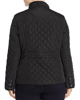 Bagatelle Plus - Quilted Barn Jacket