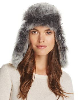UGG® - Shearling Lined Trapper Hat