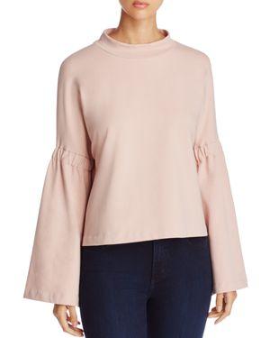 Vince Camuto Bell Sleeve Sweatshirt