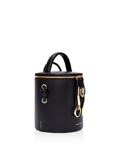 meli melo - Severine Leather Bucket Bag