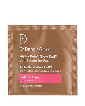 Dr. Dennis Gross Skincare - Alpha Beta® Intense Glow Pad Self-Tanner for Face
