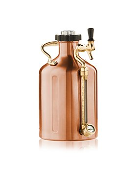 GrowlerWerks - Copper 128 oz. uKeg
