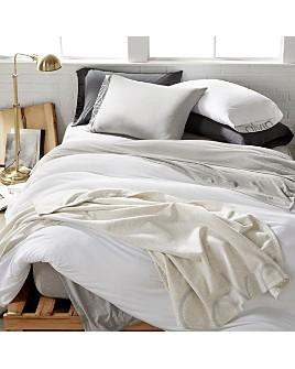 Calvin Klein - Modern Cotton Jersey Body Solid Bedding Collection