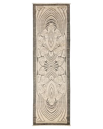 "Solo Rugs - Shalimar Area Rug, 8'4"" x 2'6"""