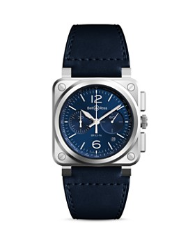 Bell & Ross - BR 03-94 Blue Steel Chronograph, 42mm