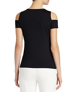 Lafayette 148 New York - Cold-Shoulder Top