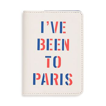 ban.do - I've Been to Paris Getaway Passport Holder
