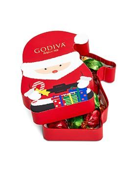 Godiva® - 8 Piece Santa Box