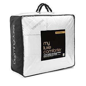Bloomingdale's My Luxe Asthma & Allergy Friendly Medium Down Comforter, King - 100% Exclusive