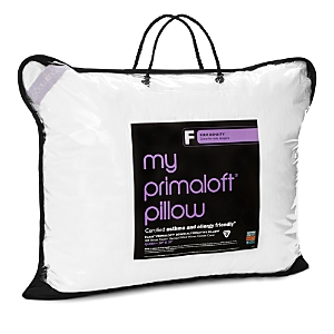 Bloomingdale's My Primaloft Asthma & Allergy Friendly Firm Down Alternative Pillow, Queen - 100% Exclusive