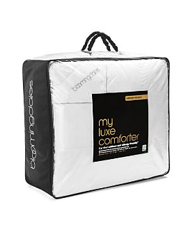 Bloomingdale's - My Luxe Asthma & Allergy Friendly Medium Weight Down Comforter - 100% Exclusive