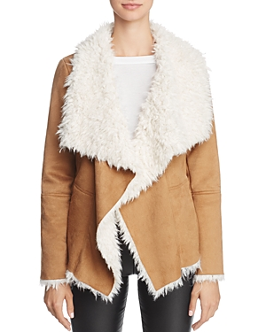 Bb Dakota Faun Faux-Shearling Jacket