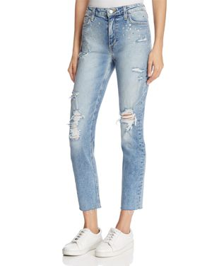 Joe's Jeans The Kass Straight-Leg Jeans in Laurissa - 100% Exclusive