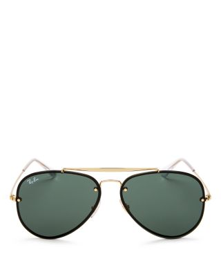 Unisex Blaze Aviator Sunglasses, 61mm by Ray Ban