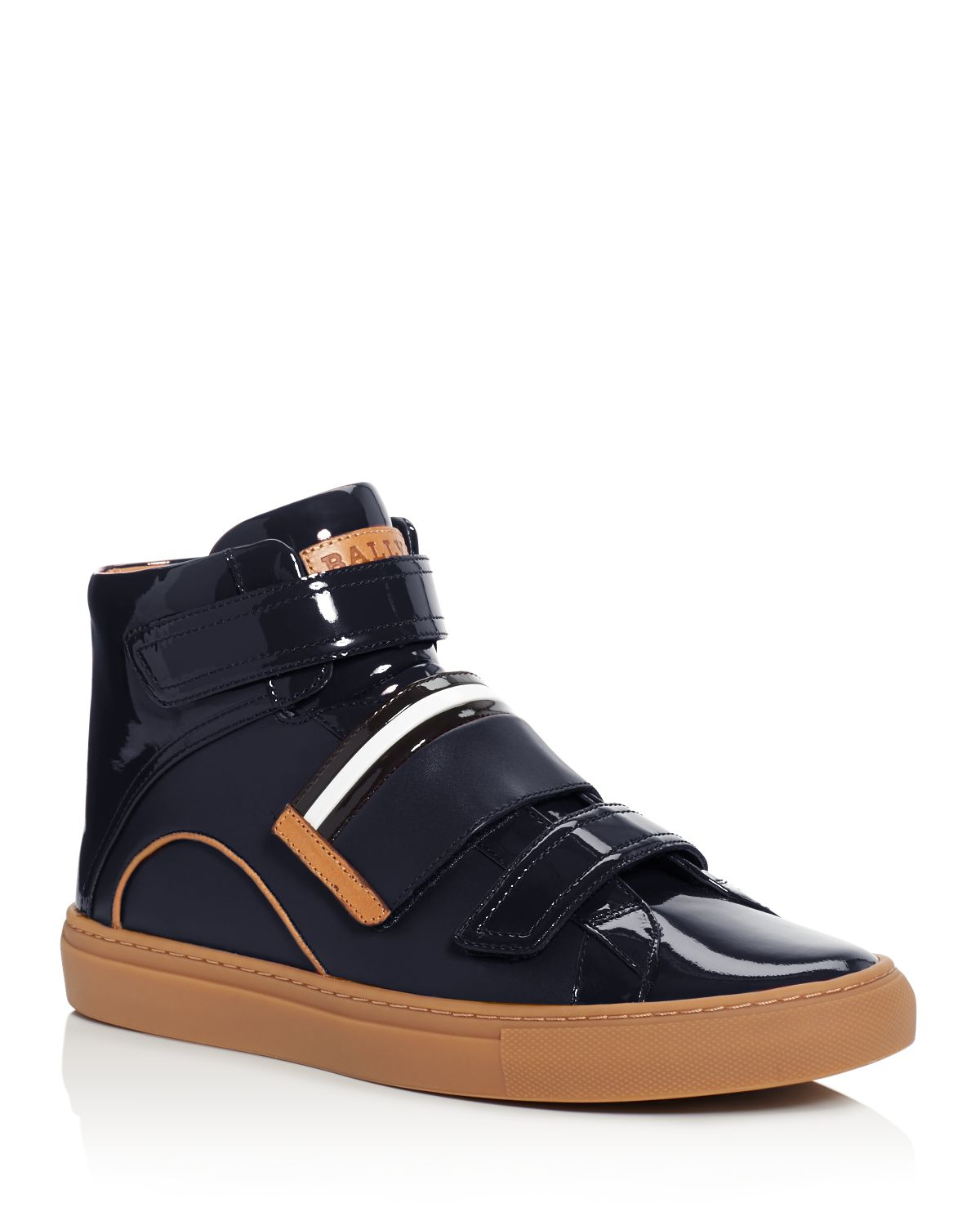 BallyMen's Herick Leather High Top Sneakers