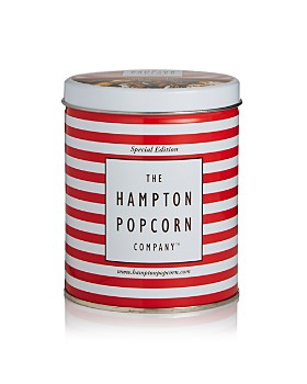 The Hampton Popcorn Company - Triple Chocolate Popcorn Tin