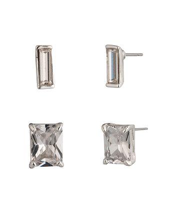 Ralph Lauren - Mixed Stone Stud Earrings, Set of 2