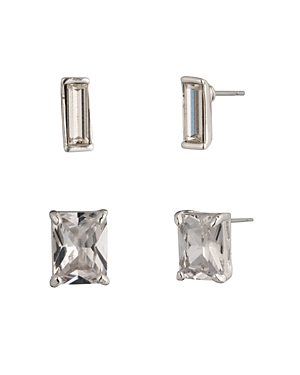 Lauren Ralph Lauren Mixed Stone Stud Earrings, Set of 2