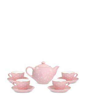 FAO Schwarz - Ceramic Tea Set Toy - Ages 8+