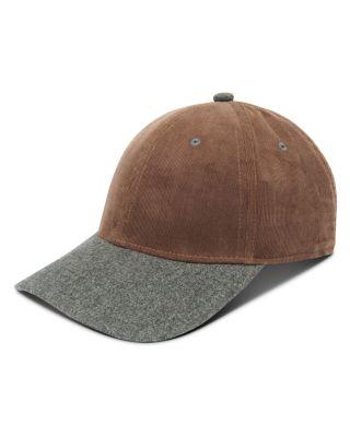 GENTS Executive Corduroy Baseball Cap