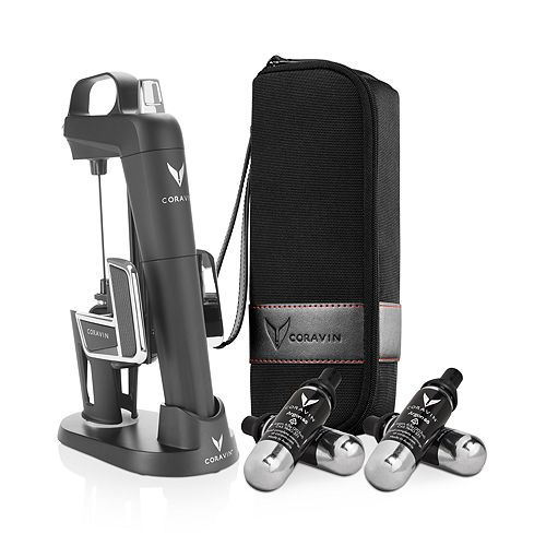 Coravin - Model Two Elite Pro System Bundle, Matte Black - 100% Exclusive