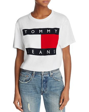 Tommy Jeans - '90s Logo Tee