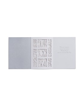 Masterpiece - Masterpiece Joy Laser-Cut Holiday Cards, Set of 12