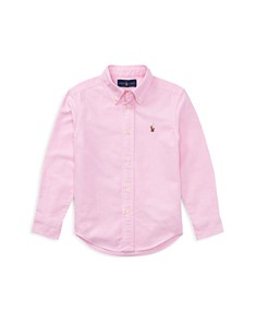 Ralph Lauren - Boys' Cotton Oxford - Little Kid